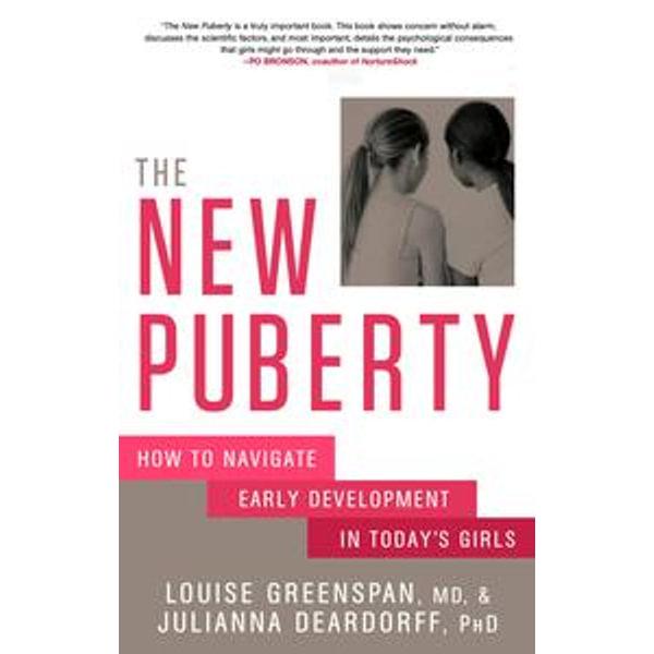 The New Puberty - Louise Greenspan | Karta-nauczyciela.org