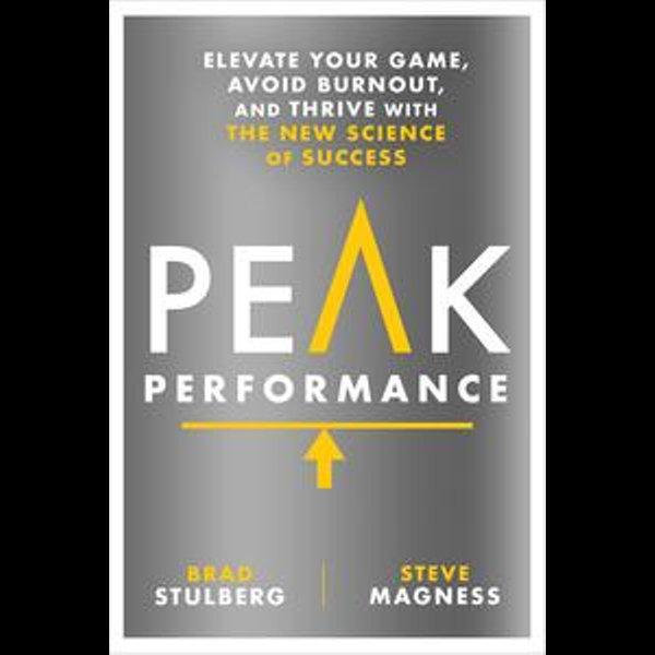 Peak Performance - Brad Stulberg, Steve Magness | Karta-nauczyciela.org