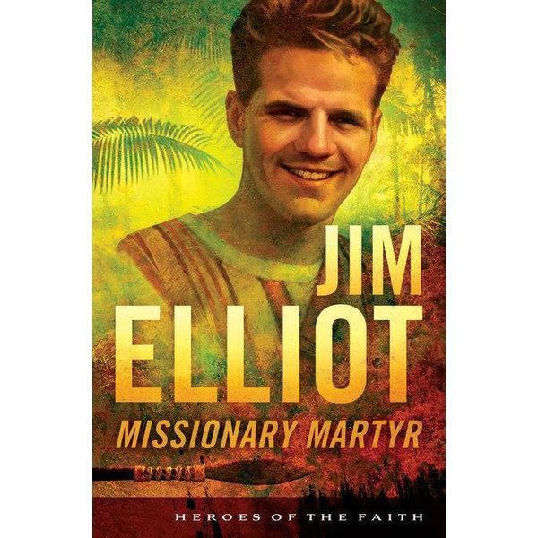 Jim Elliot - Susan Martins Miller | Karta-nauczyciela.org