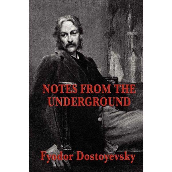 Notes from the Underground - Fyodor Dostoyevsky   Karta-nauczyciela.org