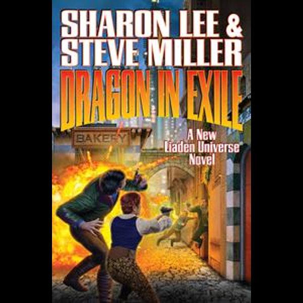 Dragon in Exile - Sharon Lee, Steve Miller | Karta-nauczyciela.org