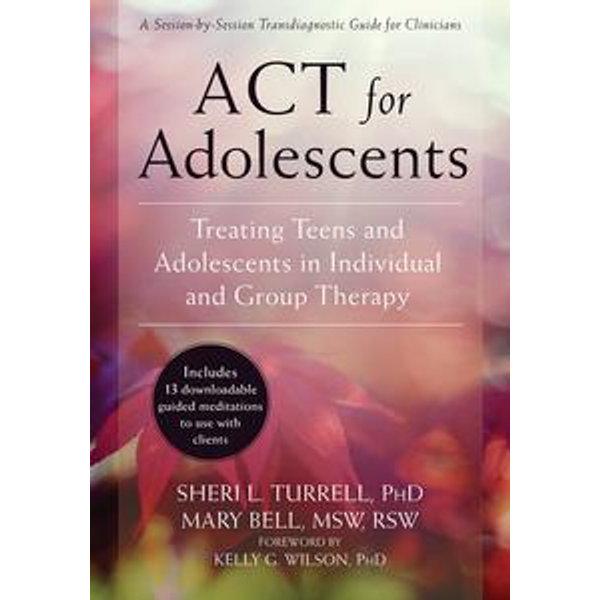 ACT for Adolescents -  | Karta-nauczyciela.org