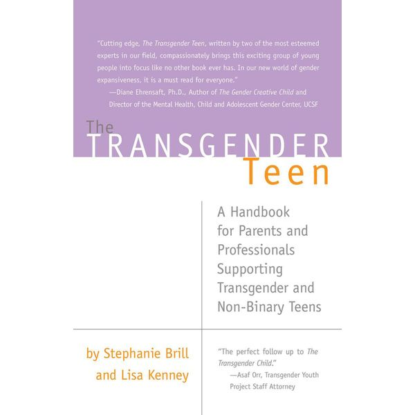 The Transgender Teen - Stephanie Brill, Lisa Kenney | Karta-nauczyciela.org