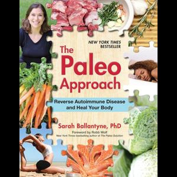 The Paleo Approach - Sarah Ballantyne, Robb Wolf   Karta-nauczyciela.org