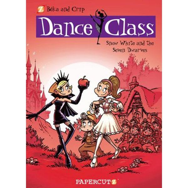 Dance Class #8 - Beka, Crip (Illustrator)   Karta-nauczyciela.org