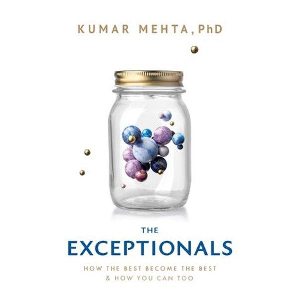 The Exceptionals - Kumar Mehta PhD   Karta-nauczyciela.org