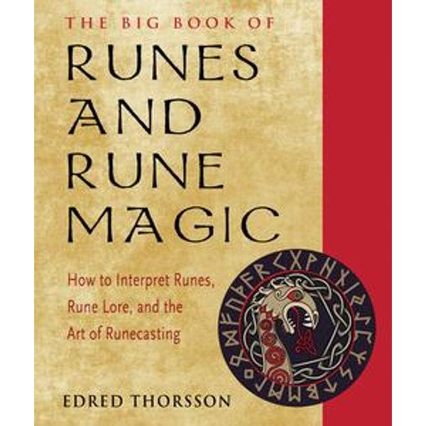 The Big Book of Runes and Rune Magic - Edred Thorsson | Karta-nauczyciela.org