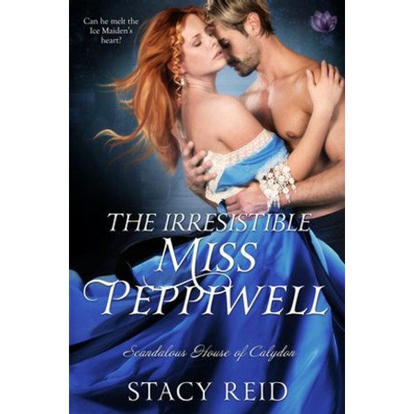 The Irresistible Miss Peppiwell - Stacy Reid   Karta-nauczyciela.org