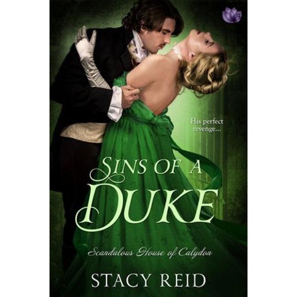 Sins of a Duke - Stacy Reid   Karta-nauczyciela.org
