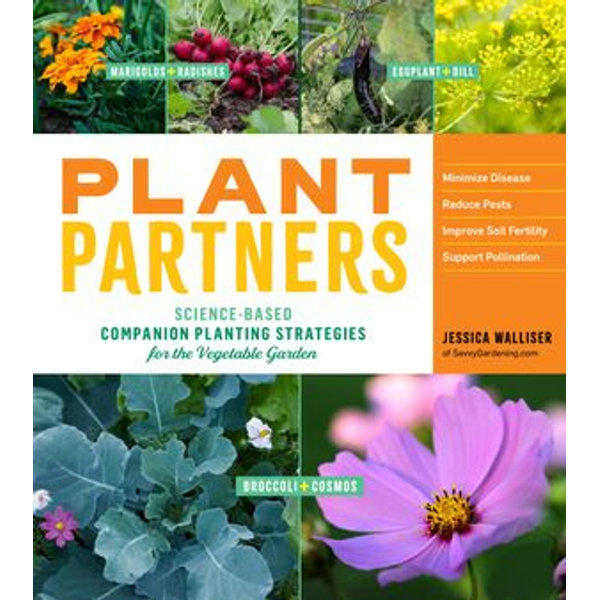 Plant Partners - Jessica Walliser | 2020-eala-conference.org