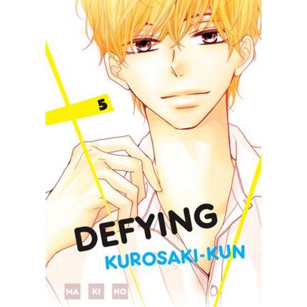 Defying Kurosaki-kun 5 - Makino   Karta-nauczyciela.org