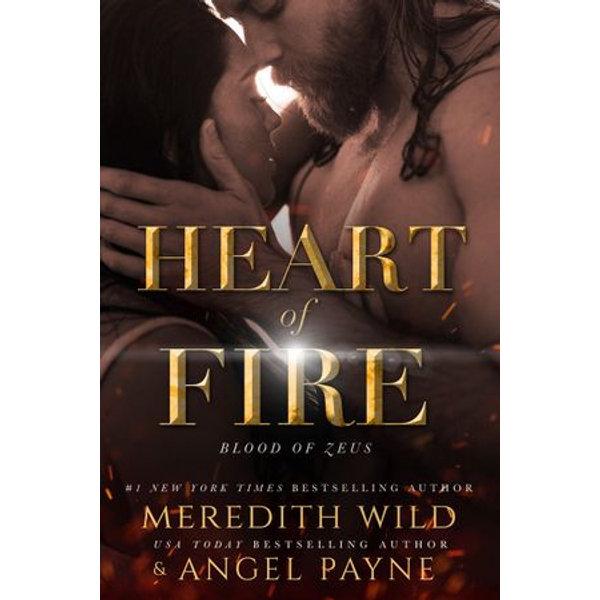 Heart of Fire - Meredith Wild, Angel Payne | Karta-nauczyciela.org
