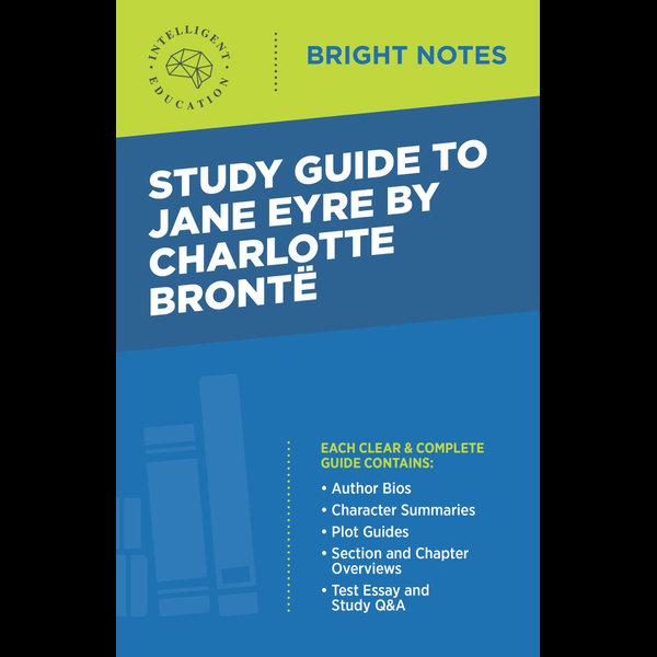 Study Guide to Jane Eyre by Charlotte Brontë - Intelligent Education   Karta-nauczyciela.org