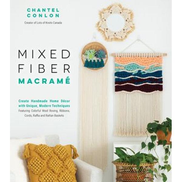 Mixed Fiber Macrame - Chantel Conlon | Karta-nauczyciela.org
