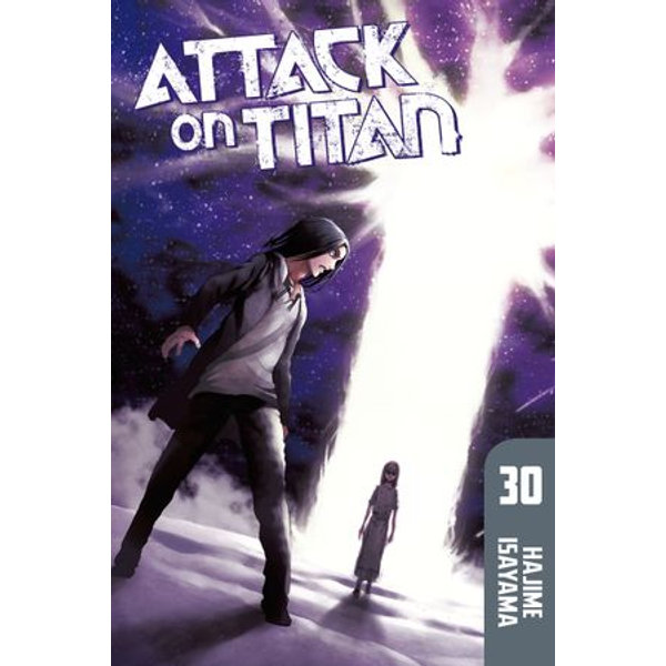 Attack on Titan, Vol. 30 - Hajime Isayama | Karta-nauczyciela.org
