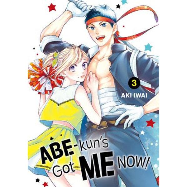 Abe-kun's Got Me Now! 3 - Aki Iwai | 2020-eala-conference.org