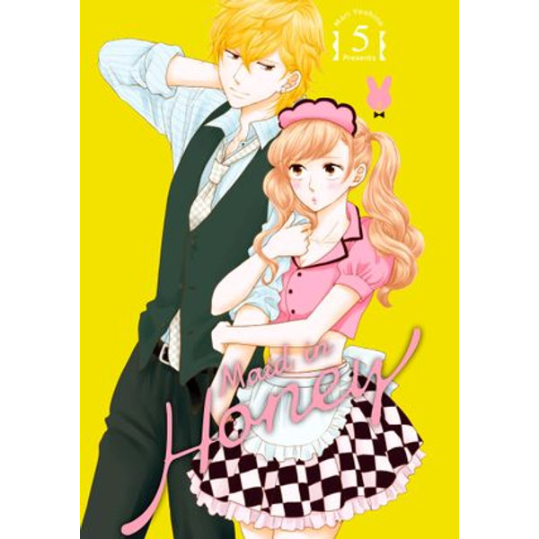 Maid in Honey 5 - Mari Yoshino | Karta-nauczyciela.org