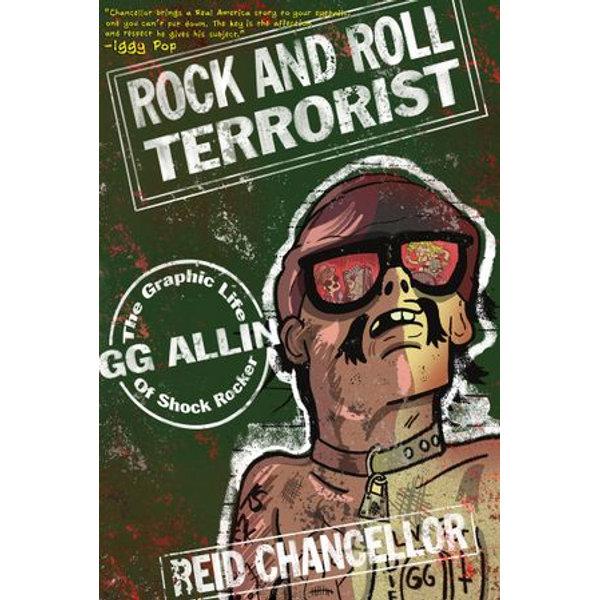 Rock and Roll Terrorist - Reid Chancellor | Karta-nauczyciela.org