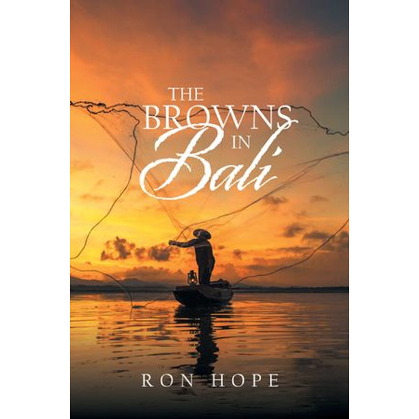 The Browns in Bali - Ron Hope   Karta-nauczyciela.org