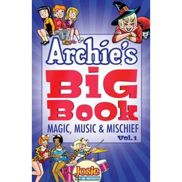 Archie's Big Book Vol. 1 - Archie Superstars   Karta-nauczyciela.org