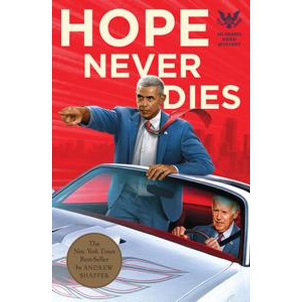 Hope Never Dies - Andrew Shaffer   Karta-nauczyciela.org