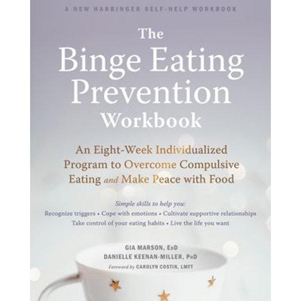 The Binge Eating Prevention Workbook -  | Karta-nauczyciela.org