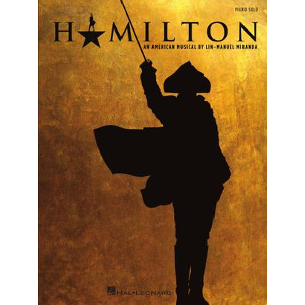 Hamilton - Lin-Manuel Miranda, David Pearl   Karta-nauczyciela.org