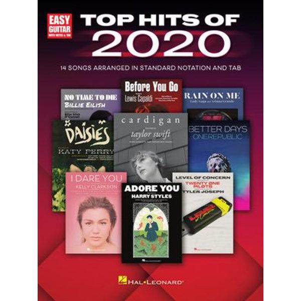 Top Hits Of 2020 - Hal Leonard Corp. | Karta-nauczyciela.org