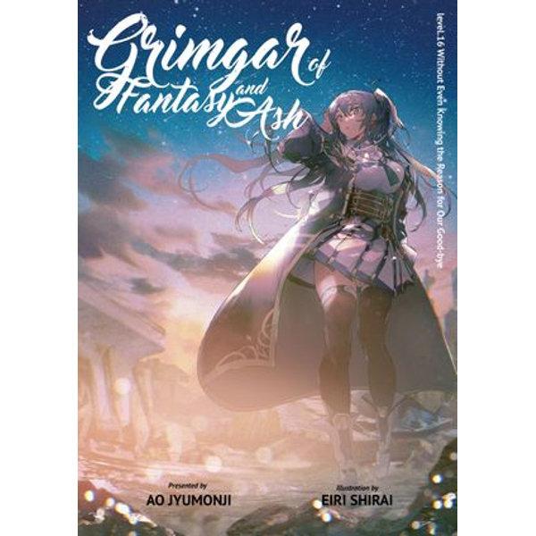 Grimgar of Fantasy and Ash - Ao Jyumonji | Karta-nauczyciela.org