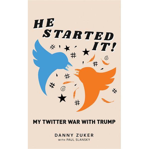 He Started It! - Danny Zuker, Paul Slansky | Karta-nauczyciela.org