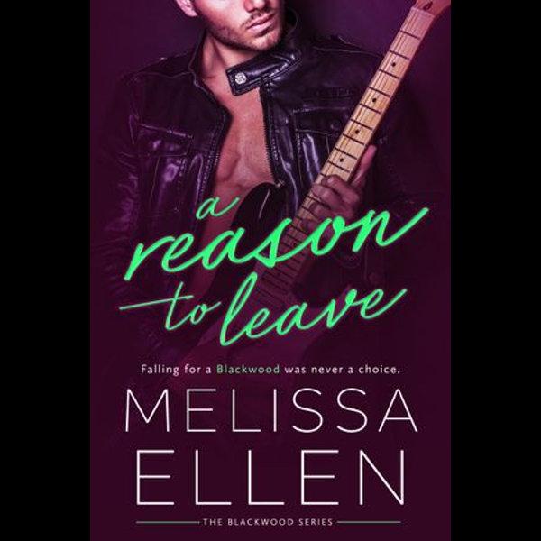 A Reason To Leave - Melissa Ellen | Karta-nauczyciela.org