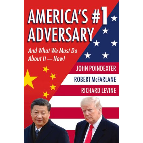 America's #1 Adversary - John M. Poindexter, Robert C. McFarlane, Richard B. Levine   Karta-nauczyciela.org