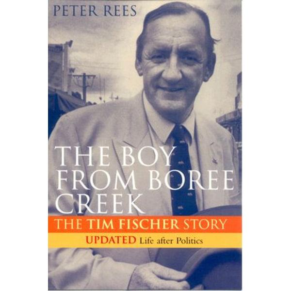 Boy from Boree Creek - Peter Rees | Karta-nauczyciela.org