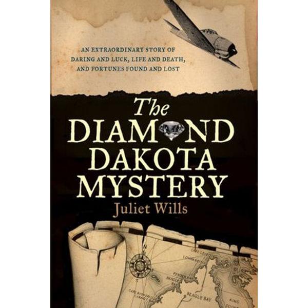 The Diamond Dakota Mystery - Juliet Wills   Karta-nauczyciela.org