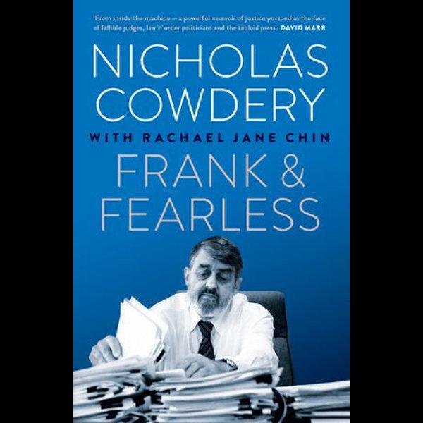 Frank & Fearless - Nicholas Cowdery | Karta-nauczyciela.org