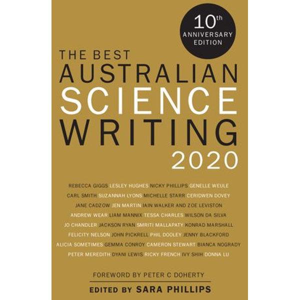 The Best Australian Science Writing 2020 - Sara (Editor), Phillips (Editor), Peter C.; Doherty (Editor)   Karta-nauczyciela.org