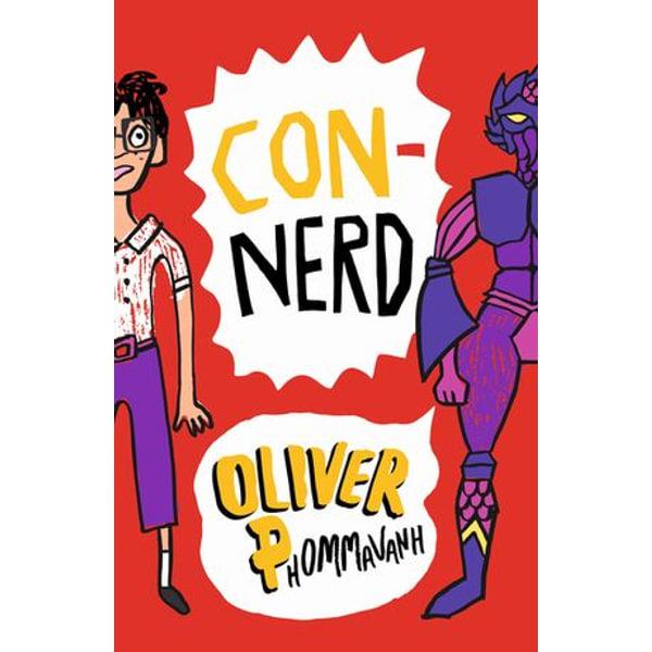 Con-nerd - Oliver Phommavanh | Karta-nauczyciela.org