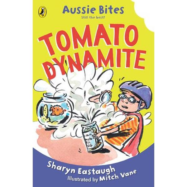 Tomato Dynamite: Aussie Bites - Sharyn Eastaugh   Karta-nauczyciela.org