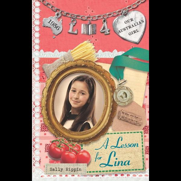 A Lesson for Lina - Sally Rippin, Lucia Masciullo (Illustrator) | Karta-nauczyciela.org