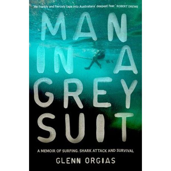 Man in a Grey Suit - Glenn Orgias | Karta-nauczyciela.org