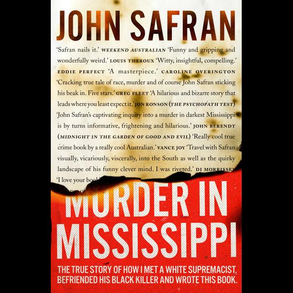 Murder in Mississippi - John Safran | Karta-nauczyciela.org