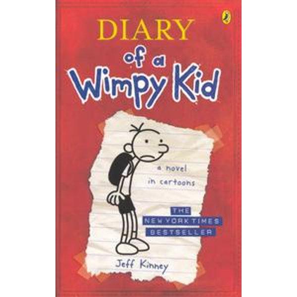Diary of a Wimpy Kid (BK1) - Jeff Kinney   Karta-nauczyciela.org