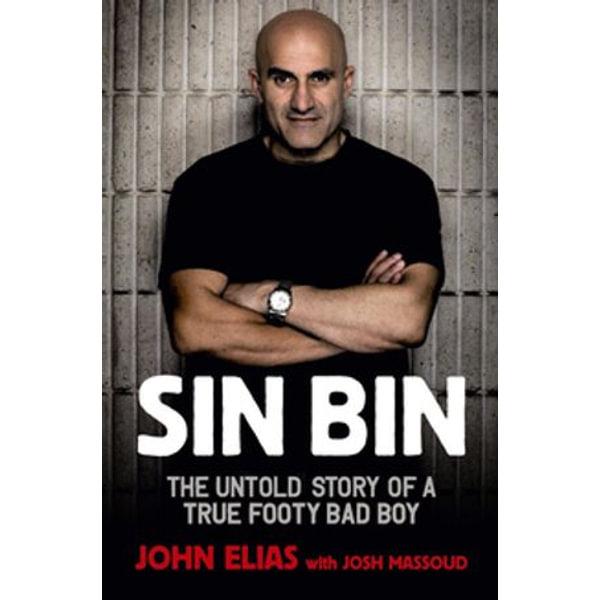 Sin Bin - John Elias | Karta-nauczyciela.org