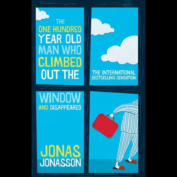 The One Hundred-Year-Old Man Who Climbed Out The Window And Disappeared - Jonas Jonasson   Karta-nauczyciela.org