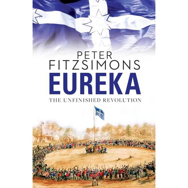 Eureka - Peter Fitzsimons | Karta-nauczyciela.org