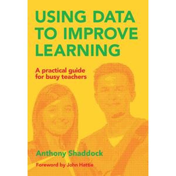 Using Data to Improve Learning - Anthony Shaddock | Karta-nauczyciela.org