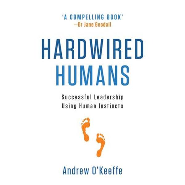 Hardwired Humans - Andrew O'Keeffe   Karta-nauczyciela.org