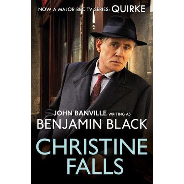 Christine Falls - Benjamin Black | Karta-nauczyciela.org
