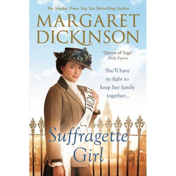 Suffragette Girl - Margaret Dickinson | Karta-nauczyciela.org