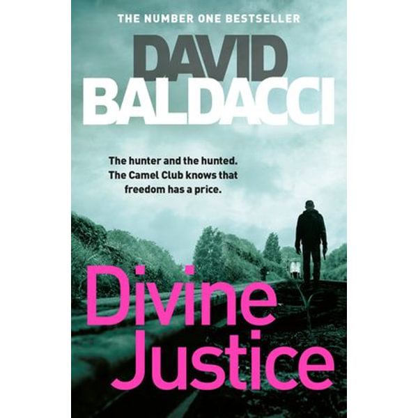 Divine Justice - David Baldacci | Karta-nauczyciela.org